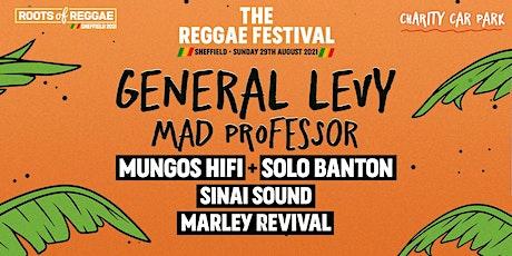 Sheffield Reggae Festival - 29th August - Huge Lineup Announced! tickets