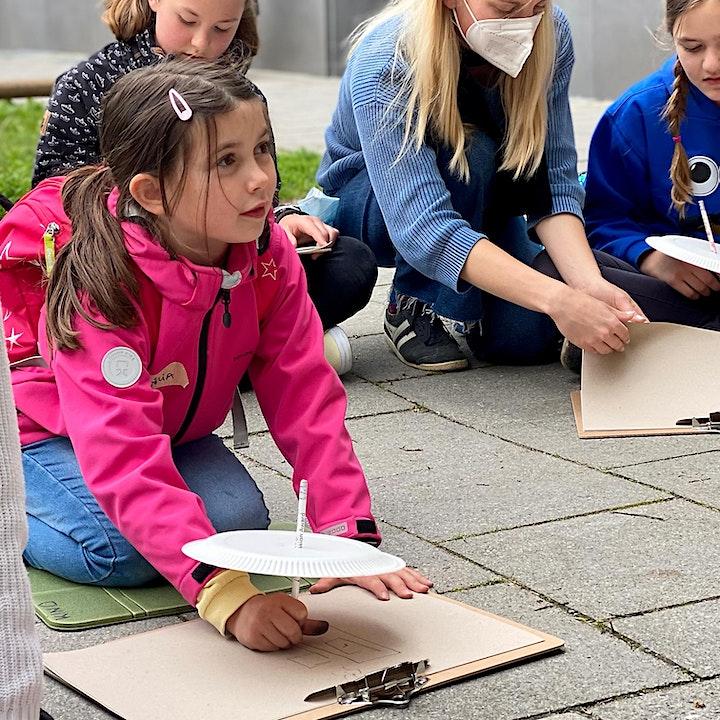 Outdoor-Zeichenkurs | Urban Sketching | Für 6- bis 10-Jährige: Bild