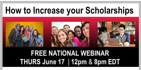 Increasing your Scholarships tickets
