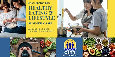 Healthy Eating & Lifestyle Summer Camp tickets