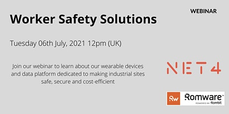 Using technology to drive worker safety in industrial environments tickets