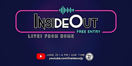 InsideOut - Live! From Home tickets