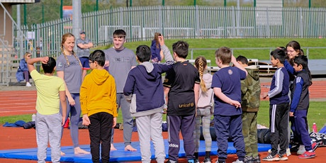 Move More Holiday Programme Longfield Academy w/c 26th July tickets