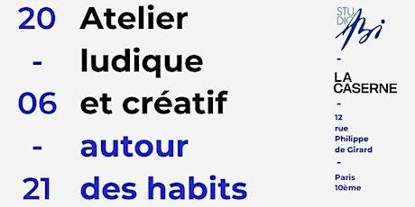 1st Atelier créatif pour enfants by Studio Abi billets