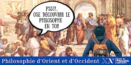 Atelier d'introduction à la philosophie appliquée billets