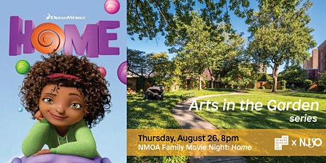 Family Movie Night: Home (2015) tickets