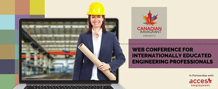 Web conference for Internationally Educated Engineering Professionals image