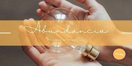 ABUNDANCIA: Grupo de Lectura/Mastermind (charla informativa) entradas