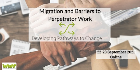 Migration and Perpetrator Work: Developing Pathways to Engagement tickets