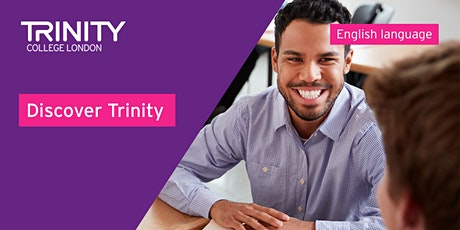 Discover Trinity : An introductory webinar for administrators and teachers tickets