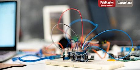 FabMaster: Cómo usar Arduino by FabCafe Barcelona entradas