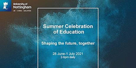 Summer Celebration of Education tickets