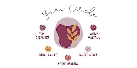 Yoni Circle tickets