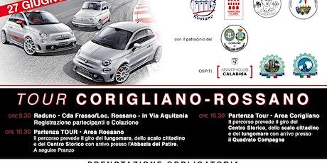 TOUR CORIGLIANO-ROSSANO AUTO E MOTO biglietti