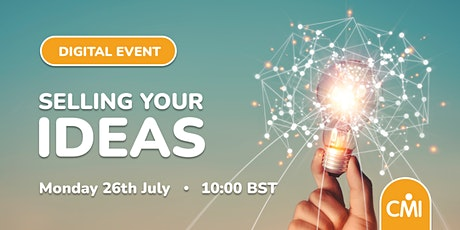 Selling your ideas tickets