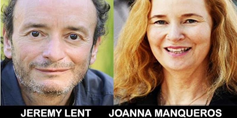 Jeremy Lent and Joanna Manqueros