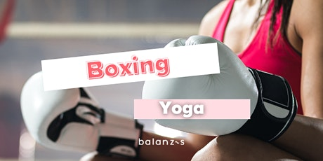 Boxing Yoga - dinsdag 17:00 - 18:00 - Zuiderpark tickets
