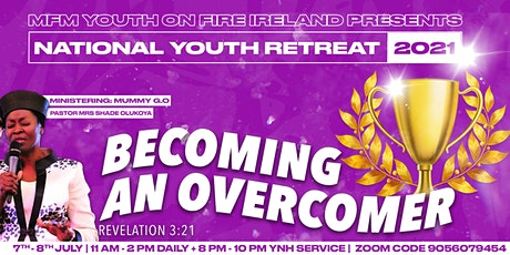 MFM Ireland National Youth Retreat 2021 tickets