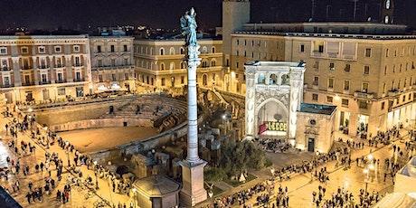Tour per Lecce biglietti