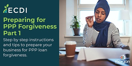 Preparing for PPP Forgiveness - Part 1 tickets