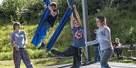 Superhero Flying Lessons - Family Taster (under 5s) tickets