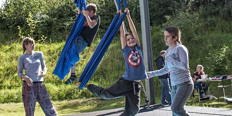 Superhero Flying Lessons (age 8-11) tickets