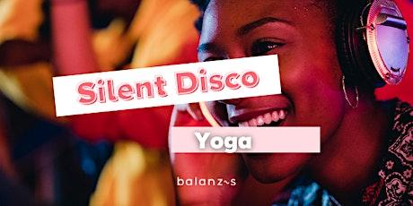 Silent Disco yoga tickets