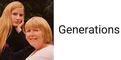 Generations exhibition tickets