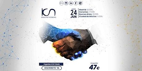 KCN Toledo Speed Networking Online 24 Jun entradas