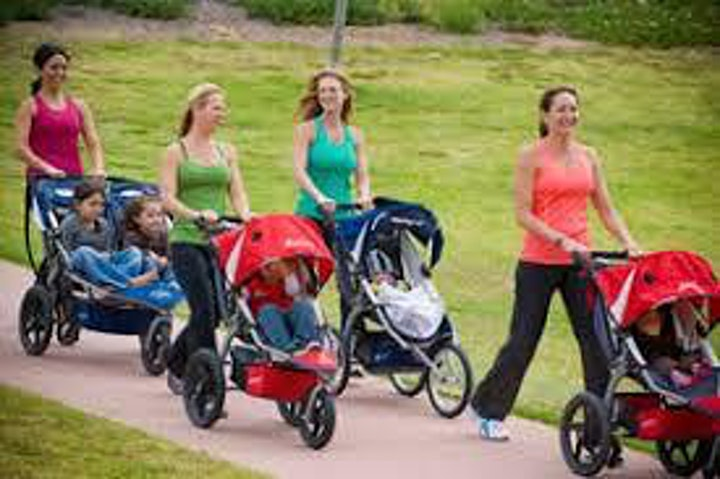 Stroller Workout - Thursday Group image