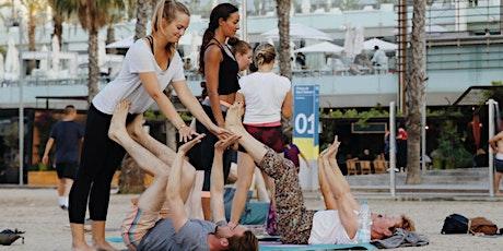 Beginners AcroYoga & Beach Fun Holiday in Moraira, Alicante (5 Days) entradas