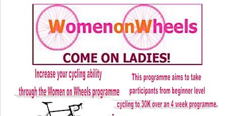 Women on Wheels programme Carrick on Shannon starting on 17th June tickets