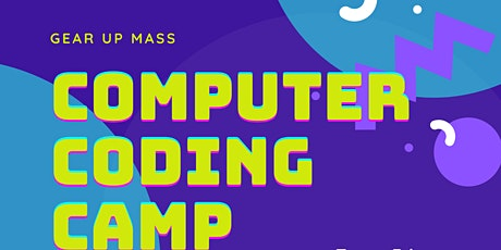 GU Summer Computer Coding Camp Sign-up (July 13 -16 & July 20 -23) biglietti