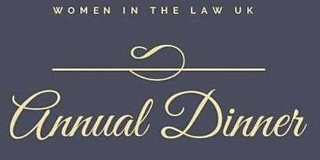 Women in the Law UK Annual Dinner 2022 tickets