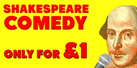 £1 Comedy tickets