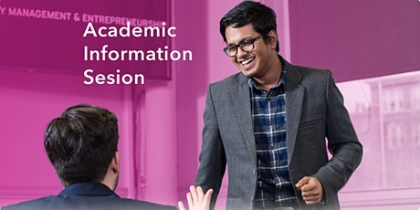 Academic Programs | Information Session tickets
