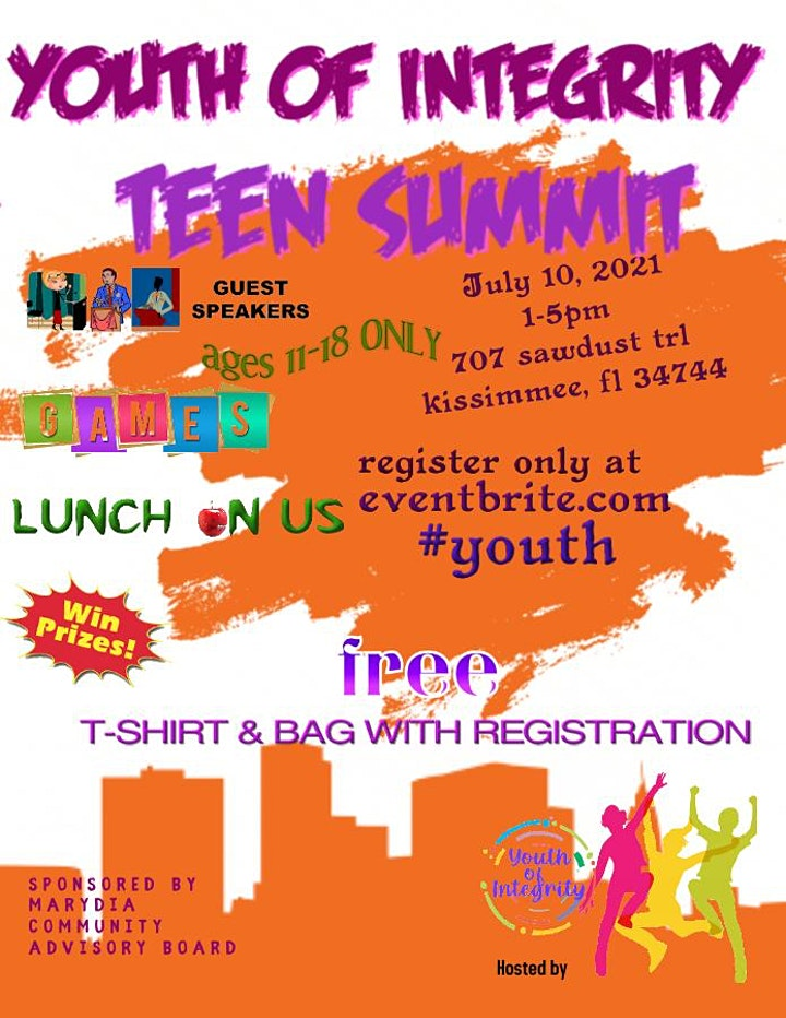 Youth of Integrity Teen Summit image