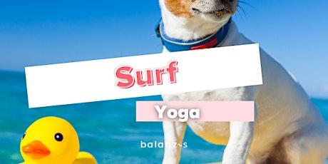 Yoga & Surf at The Shore Scheveningen tickets