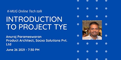 Introduction to Project Tye tickets