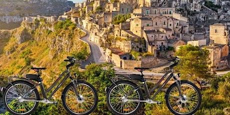 Tour in e bike tra i Sassi di Matera tickets