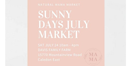 Natural Mama Market tickets