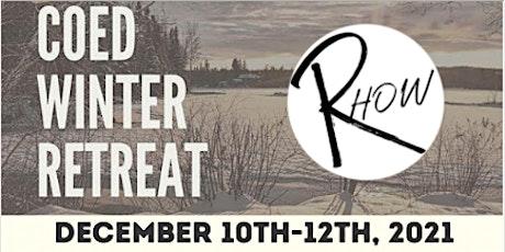 RHOW Coed Winter Retreat tickets