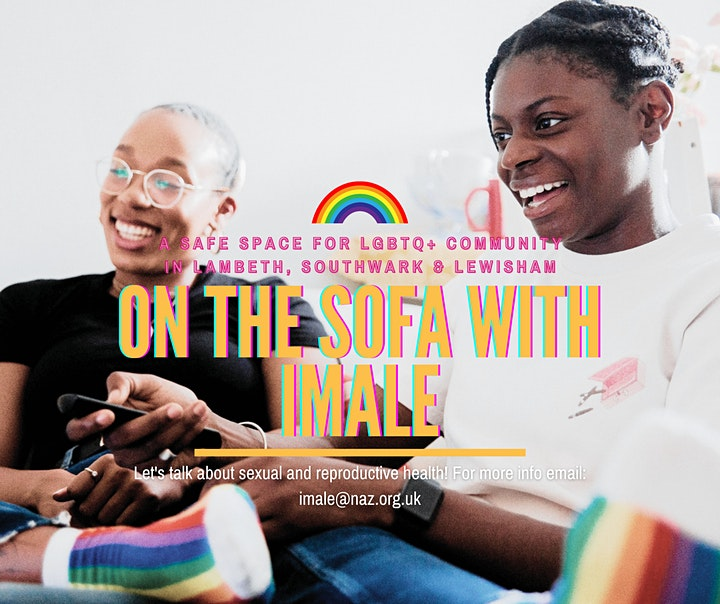 BAME led LGBT+ Sexual and Reproductive Health and Wellness Webinar image