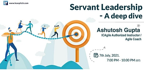 Servant Leadership - A Deep Dive tickets