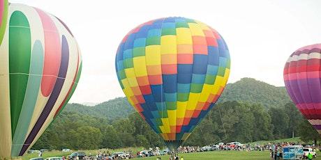 Great Smoky Mountain Balloon Festival 2021 tickets