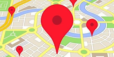 Capacitación Hoteles + Google Maps + Back Office (Parte I) tickets