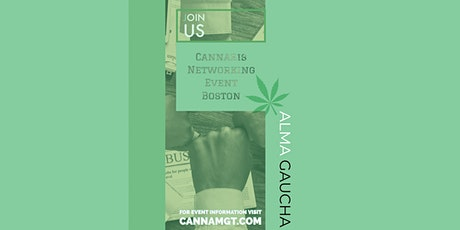 Boston Cannabis Networking Event tickets