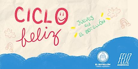 Ciclo Feliz presenta: FOCO en vivo entradas