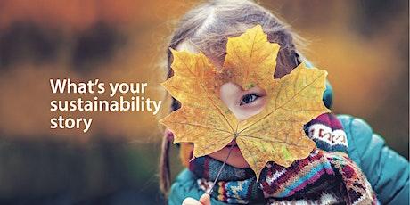 Telling Your Sustainability Story - a bitesize intro tickets