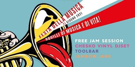Festa della Musica al Cantiere 26 (Arco) biglietti